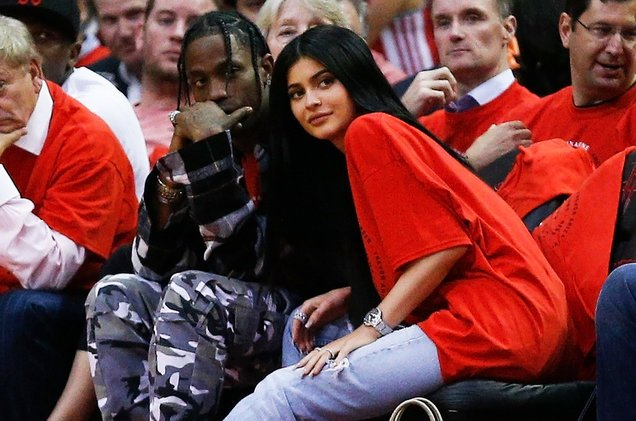 Kylie Jenner pregnant with Travis Scott's baby (report)