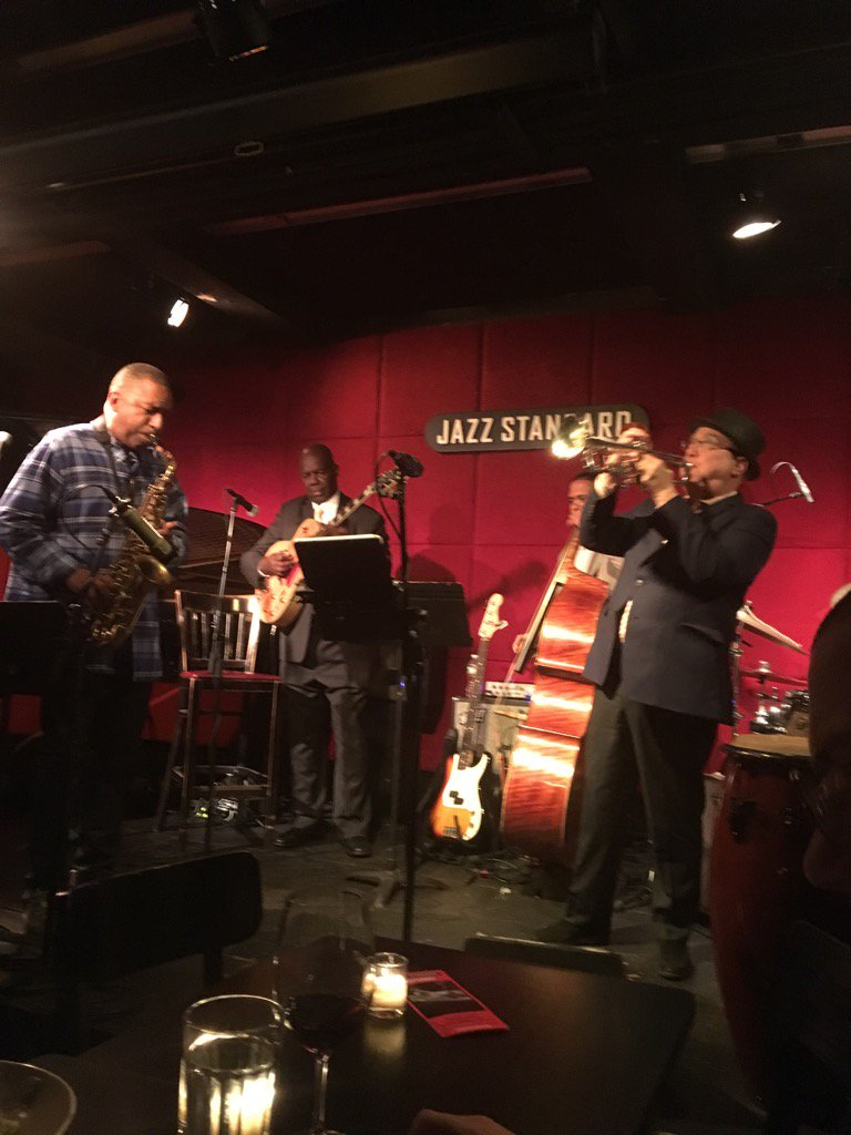 test Twitter Media - Closing  #UNGA17 week at #jazzstandard  w/ @donaldharrison band and great colleagues of @EUDelegationNY & @europeaid https://t.co/8nP9ftGB27