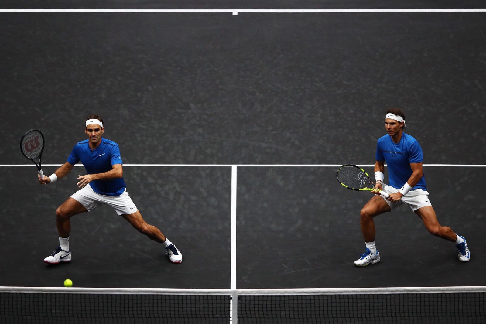 I could get used to playing on the same side of the net as @RafaelNadal ゚メᆰ゚マᄏ゚ムパマᄏ゚ムᆵ¬タヘ¬ルツᄌマ゚ユᄎ゚マᄑ゚ホᆵ゚ヤᆬ https://t.co/BxNvbFdDrn