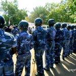 Sudan student sentenced to death for killing policeman