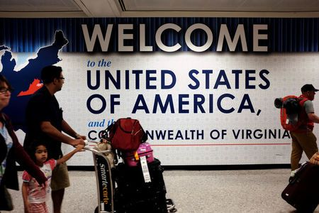 Trump slaps travel restrictions on N.Korea, Venezuela in sweeping new ban