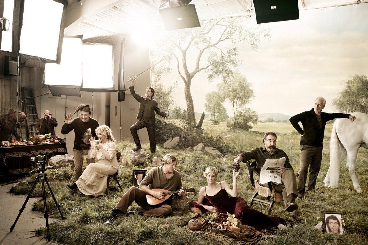 RT @MelancholyPhoto: Princess Bride Cast 25th Reunion photographed by Art Streiber #PrincessBride30th https://t.co/Ub2BogxZQW