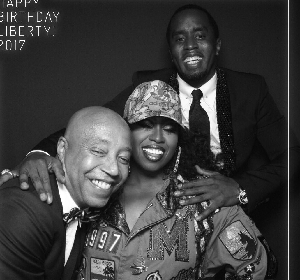 Big up these kings @diddy & @UncleRUSH we always have blast when we see each other����❤️ https://t.co/Ei5EEOrgmX