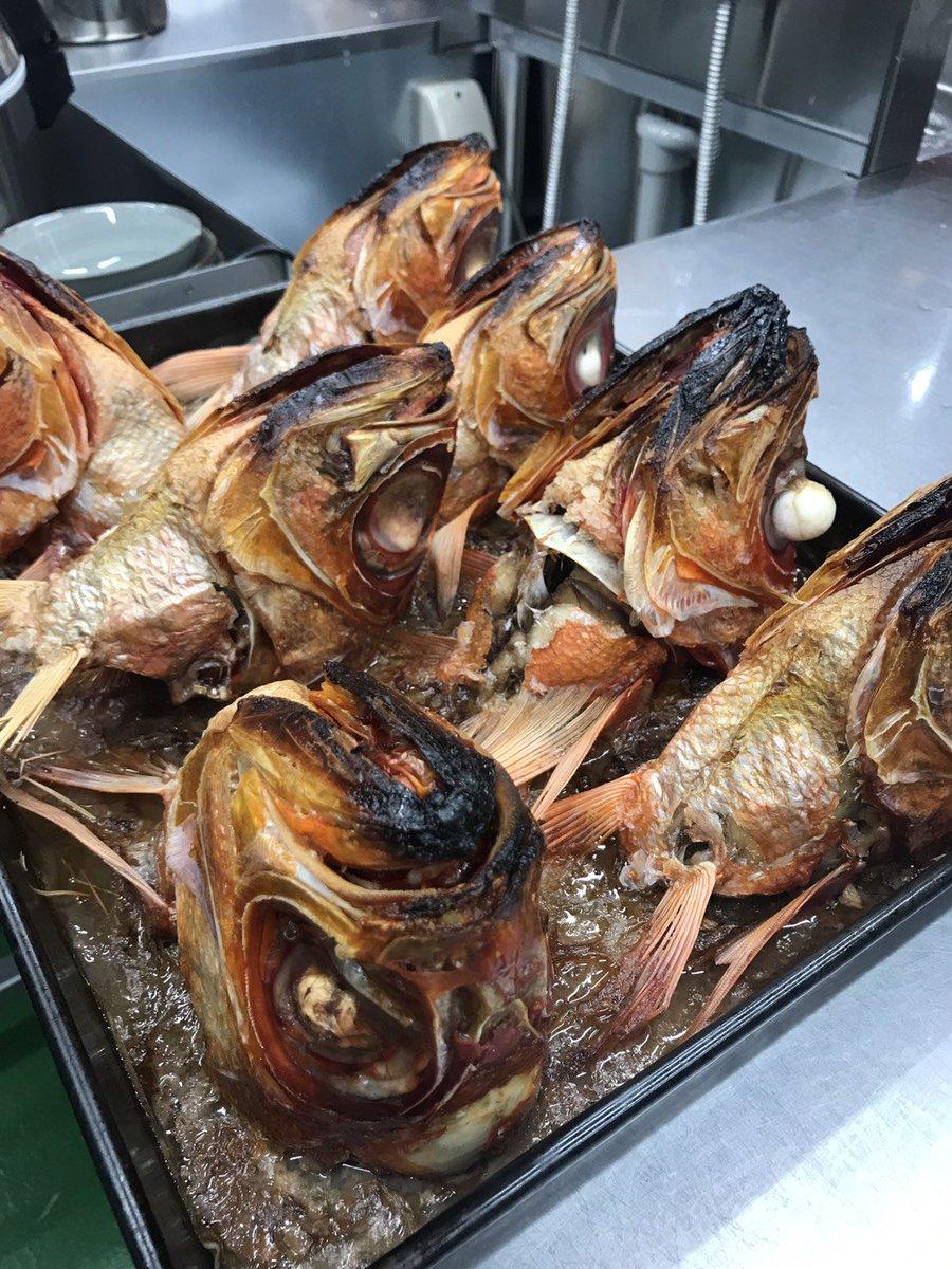 「和風ピンポン竹末」にて、明日、26日の「鯛潮ラーメン」、「金目鯛」仕様のSPVersionです。尚、「竹末東京プレミア
