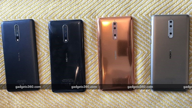 Nokia 8 Price in India Revealed Ahead of Launch Today https://t.co/46tMfG2gR1 https://t.co/A7IYIkN1YV