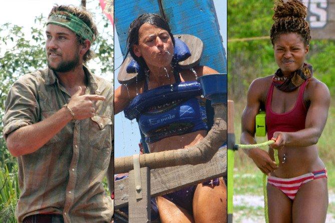 Survivor's 35 best challenges ever: