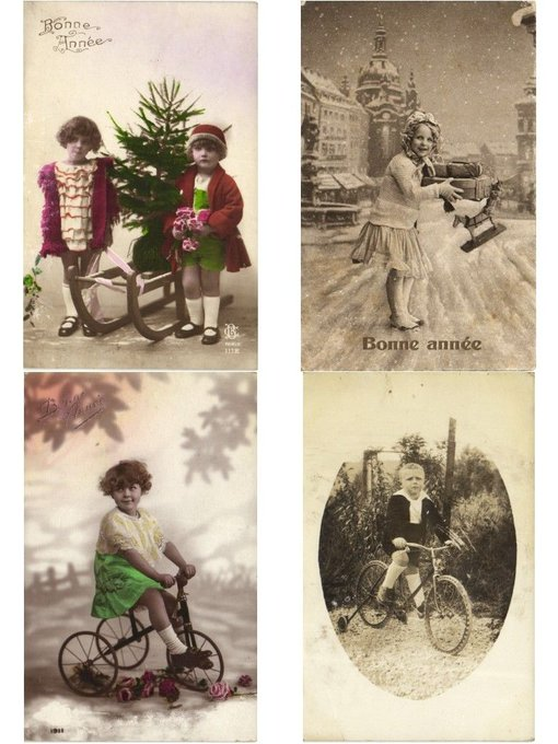 GLAMOUR CHILDREN CHILD WITH TOYS 28 Vintage Real Photo Postcards https://t.co/Wz0WnYuyCG https://t.co/7v0AxejZCg