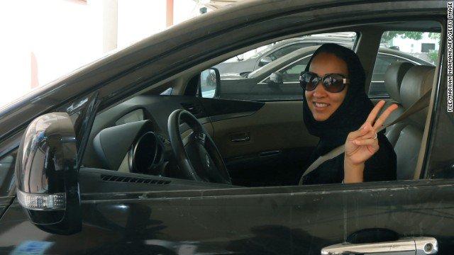 Saudi Arabia says women will be allowed to drive https://t.co/HDQJMwcP0m https://t.co/yoBlbgJFn4