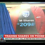 Investors can now buy, sell shares via USSD on M-shares