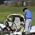 Tributes flow for pilot killed in light plane crash
