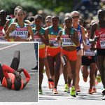 Why some marathoners tumble before finish line