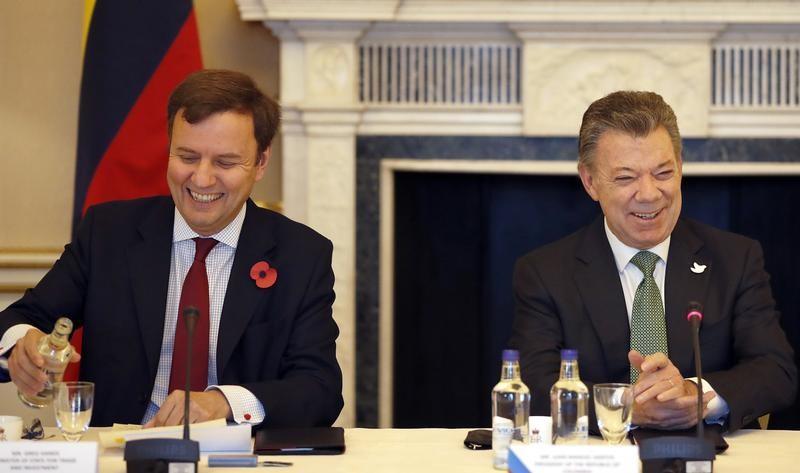Britain talks new trade deals with Peru, Ecuador and Colombia