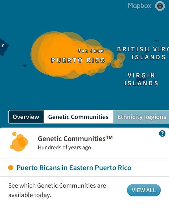 2 pic. Here is my ethnic breakdown from @Ancestry DNA https://t.co/kJM0DvYUF4