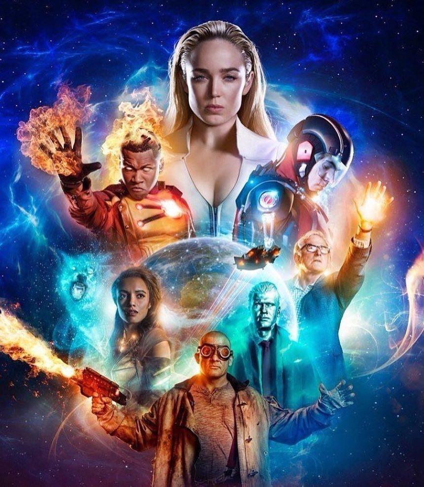 Legends of Tomorrow Season 3 premiere TONIGHT 8/7c on the CW✨���� https://t.co/VMkhFpUo0W https://t.co/GHpgQpcO3Z