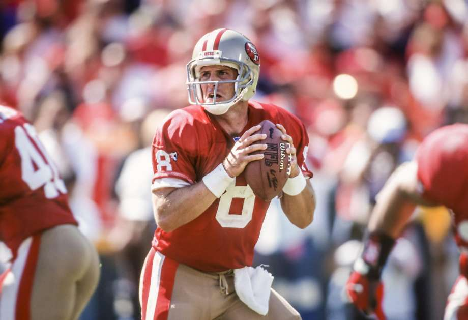 Happy Birthday to Steve Young, who turns 56 today!