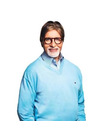 Happy birthday Amitabh Bachchan sir.