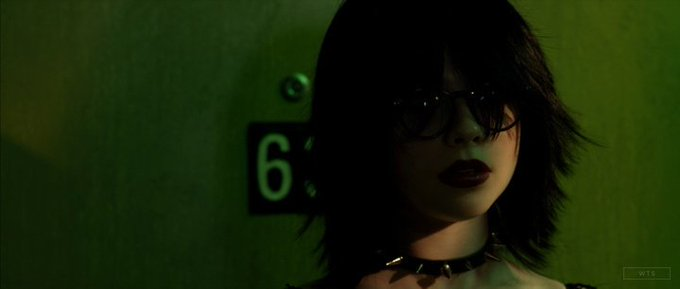 New happy birthday shot What movie is it? 5 min to answer! (5 points) [Michelle Trachtenberg, 32]