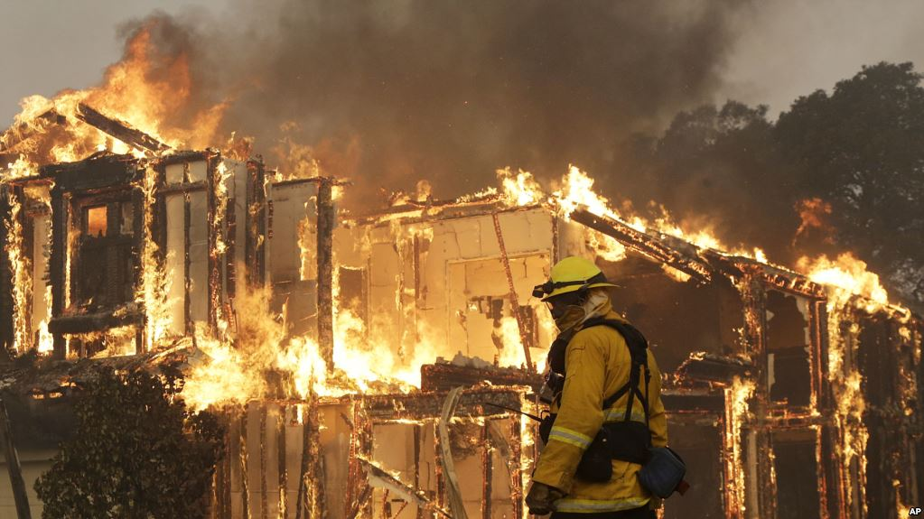 test Twitter Media - Al Menos 21 Muertos Por #Incendios En #California - https://t.co/VpZPMScLwI https://t.co/RtyH33Hgqk