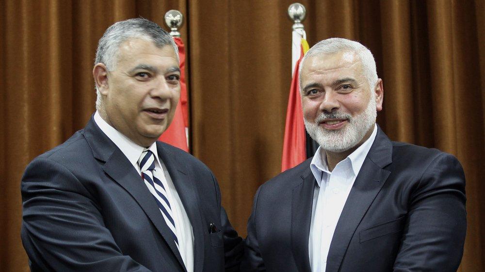 Hamas and Fatah
