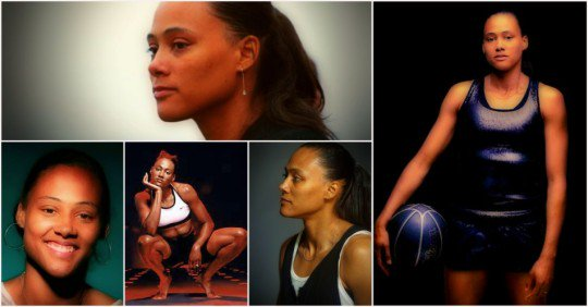 Happy Birthday to Marion Jones (born October 12, 1975)
