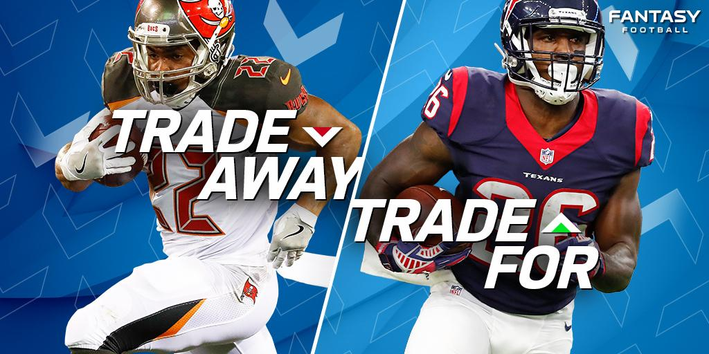 3 @NFLfantasy players to trade FOR...  And 2 players to trade AWAY: https://t.co/fePINOR4I6 (by @verizon) https://t.co/tgg6mIV4w8
