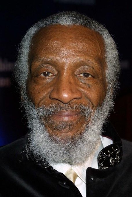 Happy Birthday Dick Gregory!!! RIP sir!
