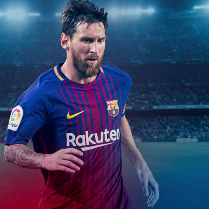 ⚽️⚽️⚽️ GOOOAAALLLLL! Messi makes it 3-0 #BarçaLasPalmas #ForçaBarça https://t.co/lARDyEp8Wr