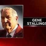 Former Alabama football coach, Gene Stallings suffers serious heart attack