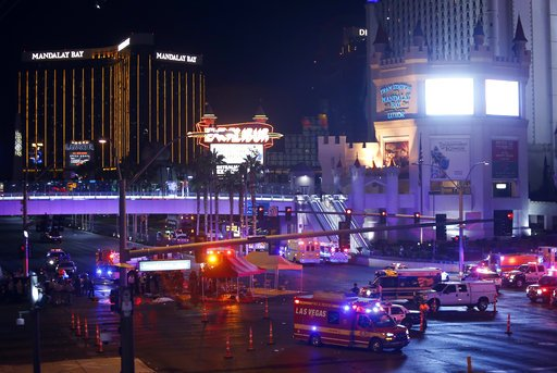 42 guns, loaded high-capacity magazines found in Vegas shooter's hotel room and Nevada home