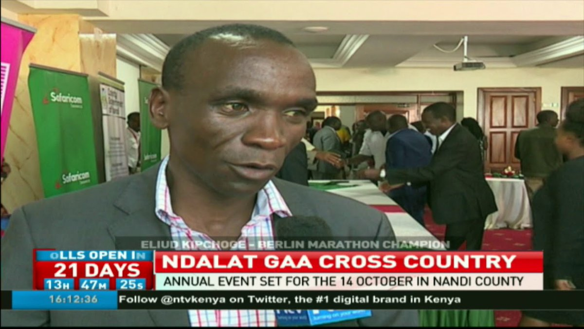 Ndalat Gaa Cross Country set for the 14 October in Nandi County