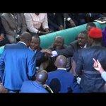 Minister Kibuule Denies Taking a Gun to Parliament