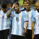 Mondial 2018: l'Argentine et Messi au bord du précipice