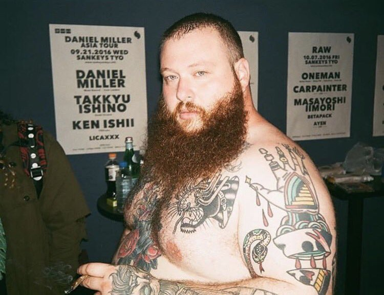 ACTION BRONSON OCT 15! #actionbronson #bluechips7000 �� by @supadupaloo https://t.co/1cuGT6w1AU