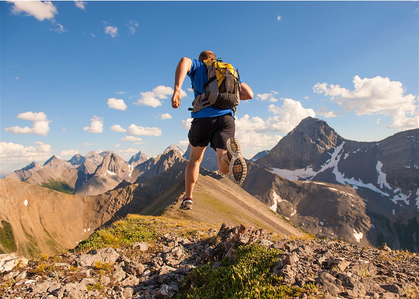 Lace a pair of trail-running shoes, pack light and move fast: https://t.co/A6xqqqpIVd #travel https://t.co/V7ZwGxEo8Y