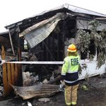 'Unexplained' fire guts house on Marine Parade