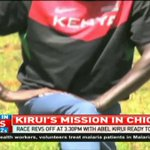 Abel Kirui ready to take over Chicago marathon