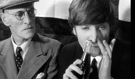 Happy birthday John Lennon..taken to soon ;)