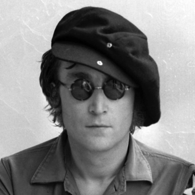 HAPPY BIRTHDAY JOHN John Lennon, the English singer, songwriter, musician and activist, was born 77 years ago today.