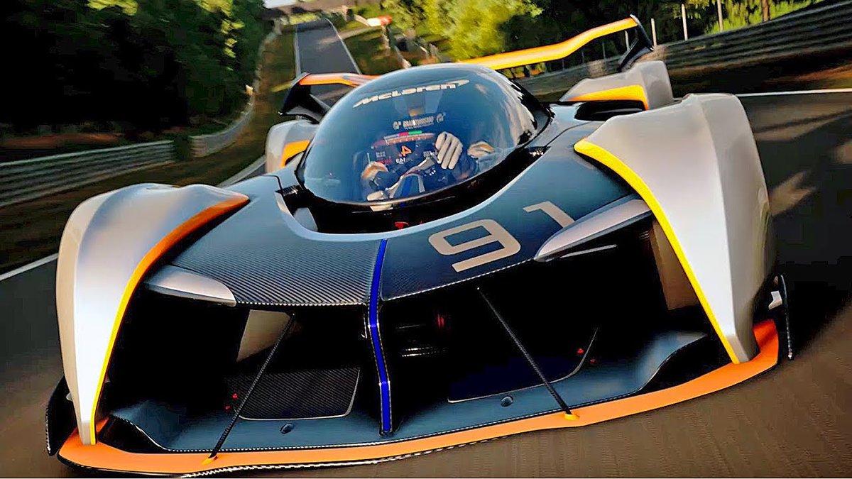 McLaren Ultimate Vision GT for PS4 Gran Turismo Sport - Dauer: 3 Minuten, 9 Sekunden