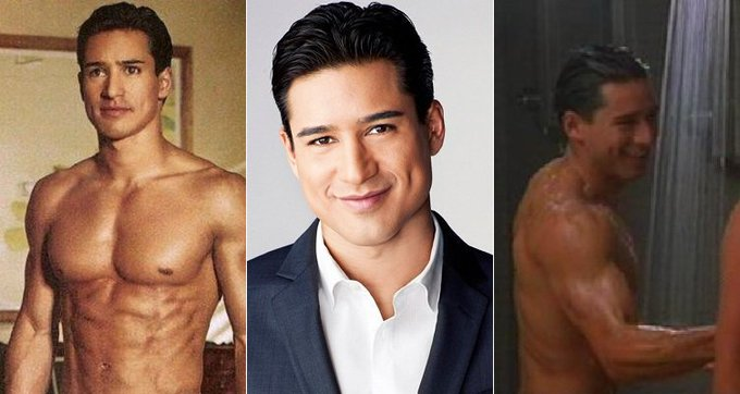 Happy birthday Mario Lopez! The US TV host s hottest moments ever