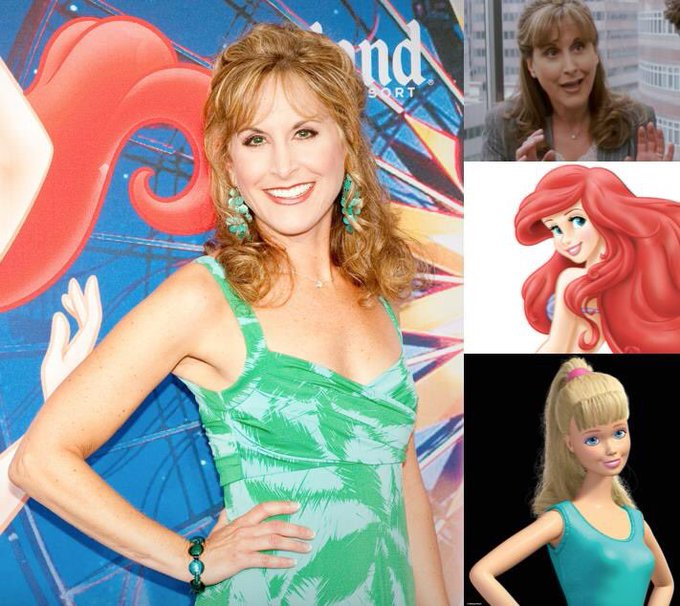 Happy 56th Birthday to Jodi Benson!