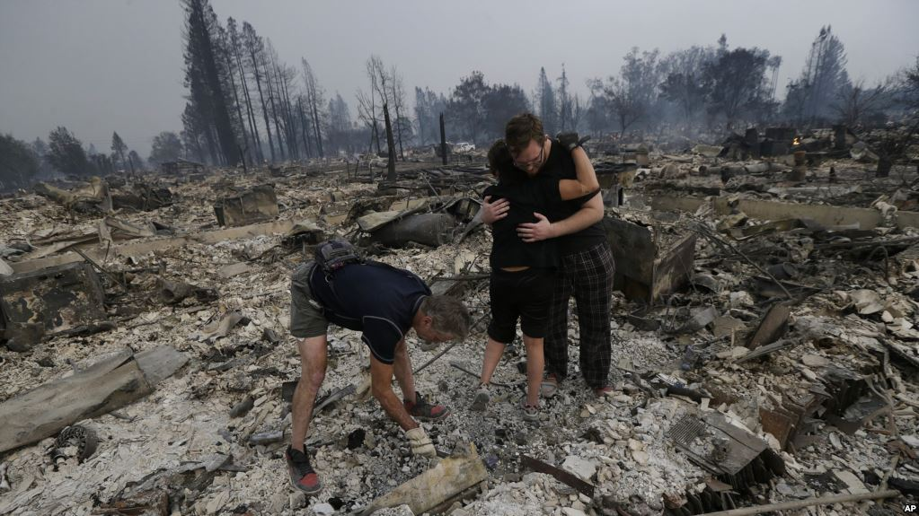 test Twitter Media - #CaliforniaWildfires - #Fuego - #incendiosforestales - Peor Incendio En La Historia De California Deja 11 Muertos - https://t.co/hLKi8G08aV https://t.co/3FehEInkpI