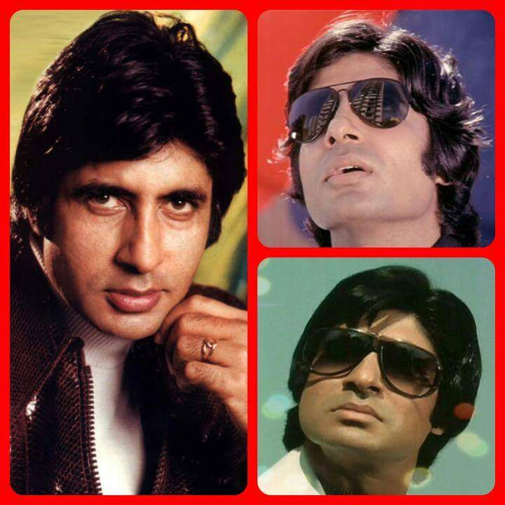 ishing he iving egend, he tar f he illenium - Bachchan  .  ery appy irthday...!!