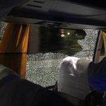 Rock thrown at Australian team bus after 2nd T20I inGuwahati
