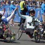 Boston Marathon bombing survivors award scholarship