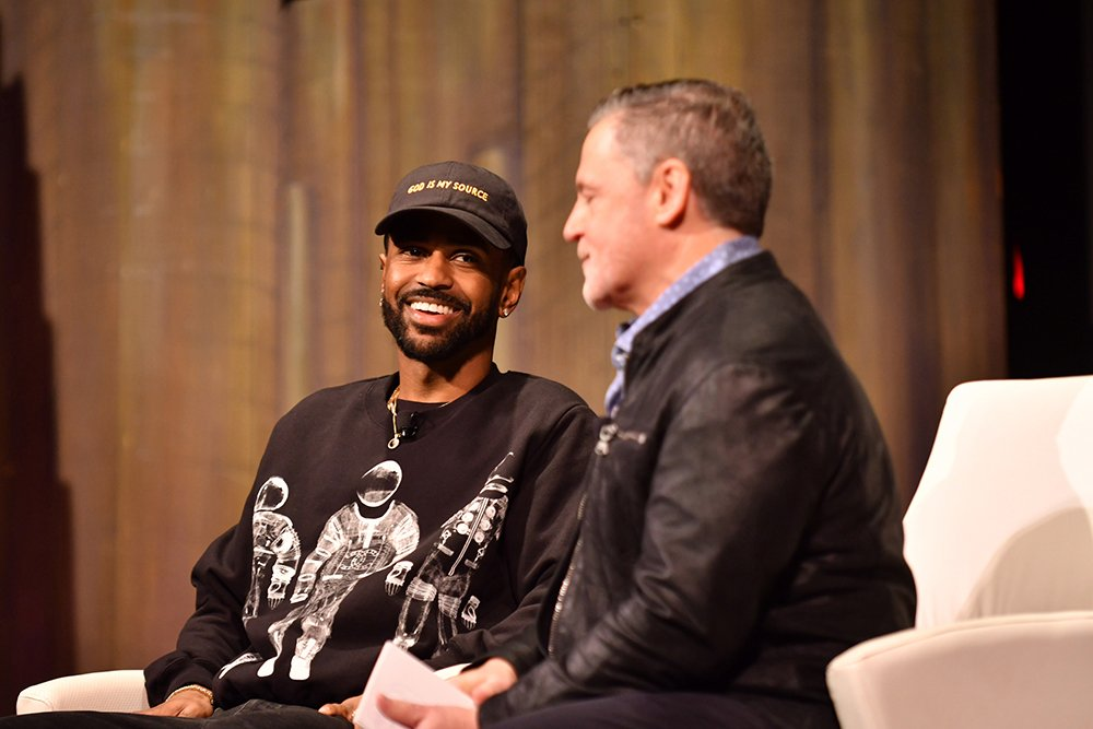 Gilbert, Big Sean share lessons with Detroit students