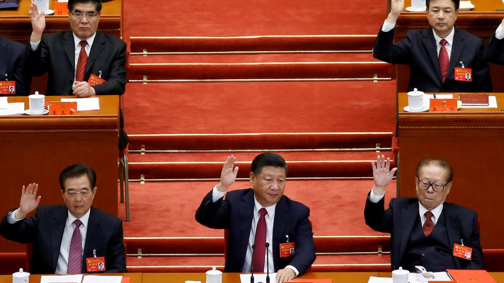 From Mao to Xi: China's powerful leaders