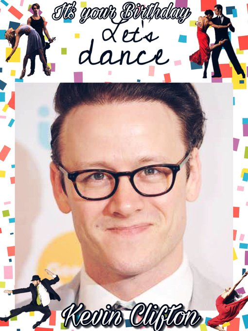 Happy Birthday to Kevin Clifton, Paul Simon, Gareth Batty, Peter Dumbreck, Rachel De Thame, Alan Wakeman & John Snow