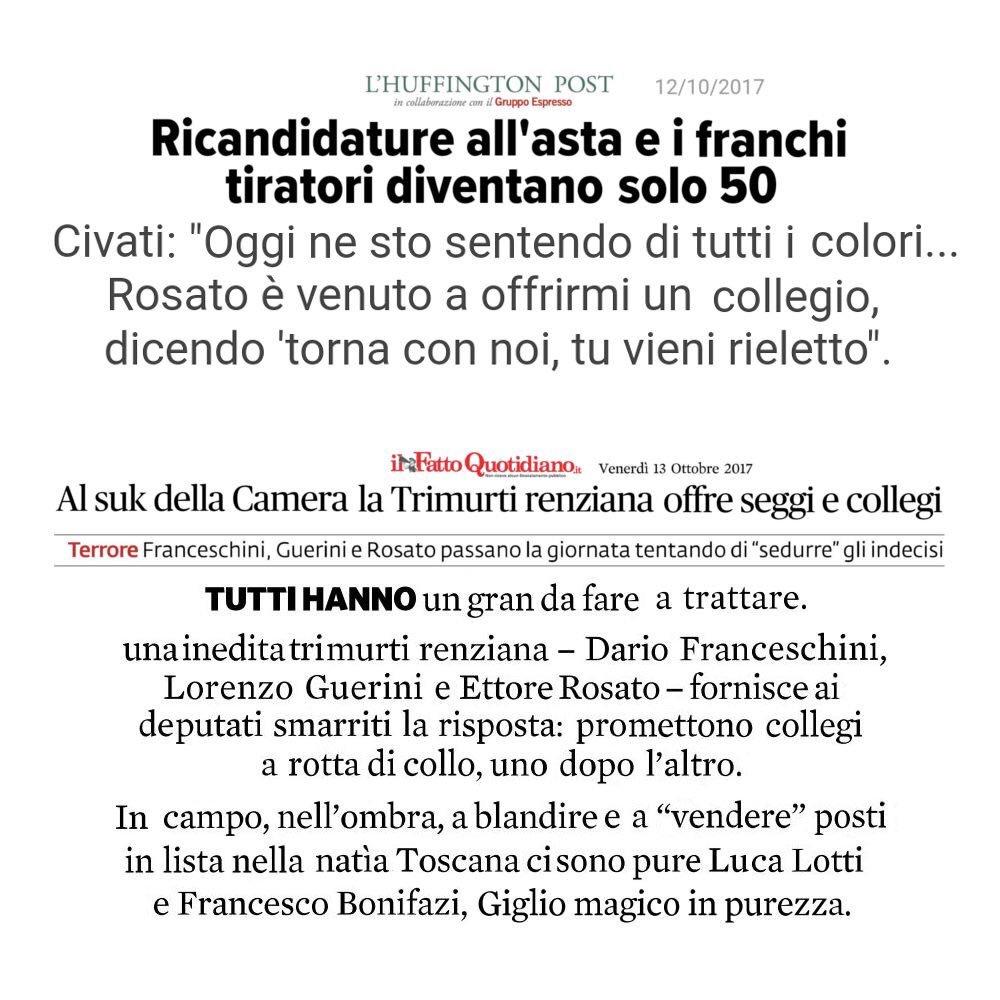 Questo è il #Pd #13ottobre #rosatellum https://t.co/Zc9dxxQxCW