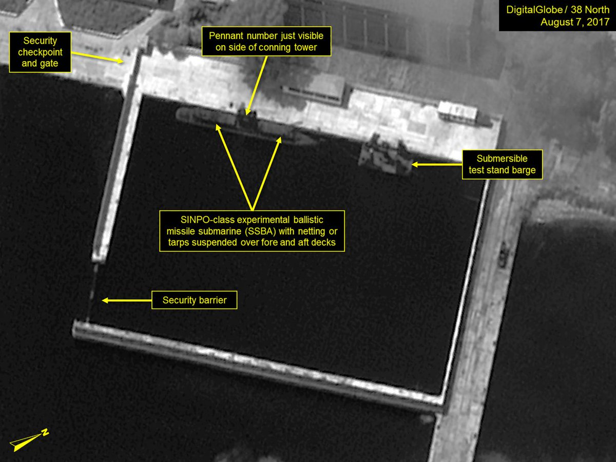 North Korea is running a mysterious shipbuilding program, satellite images show
